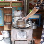 Cleaning pots